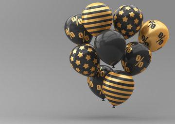 Création de ballons publicitaires