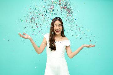 Vente de confettis et cotillons