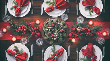 Vente de matériel de décoration de table